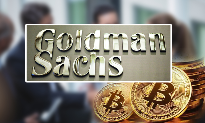 Goldman Sachs Offers Bitcoin Investment to its Affluent Clients