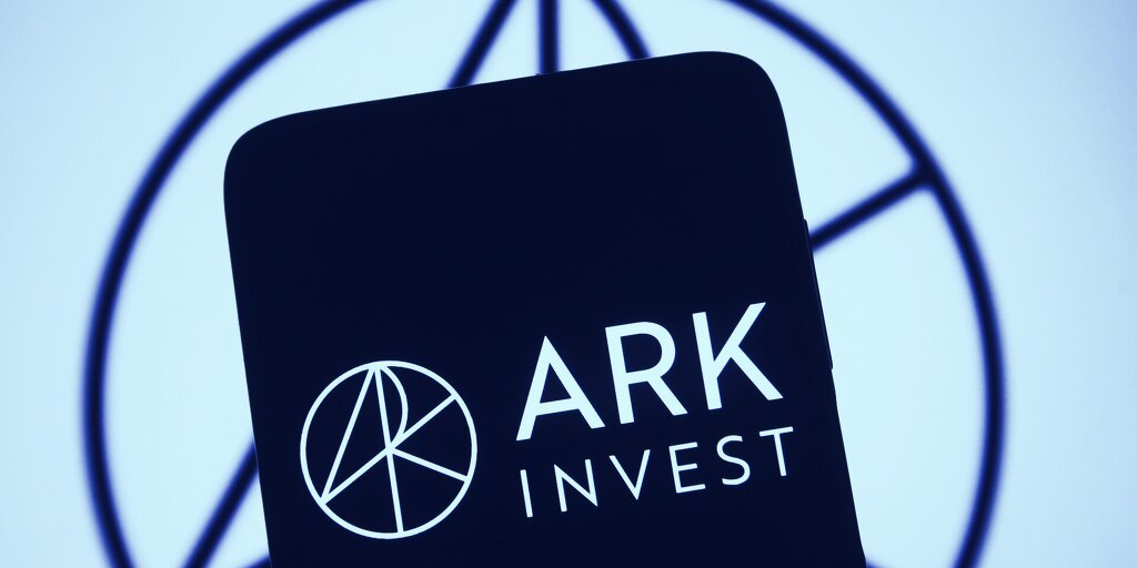Cathie Wood's ARK Dumps Tesla to Buy $246 Million in Coinbase Shares