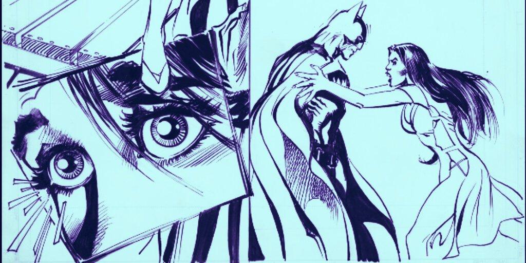Legendary Comics Artist Neal Adams Launches NFT Auction Featuring Batman