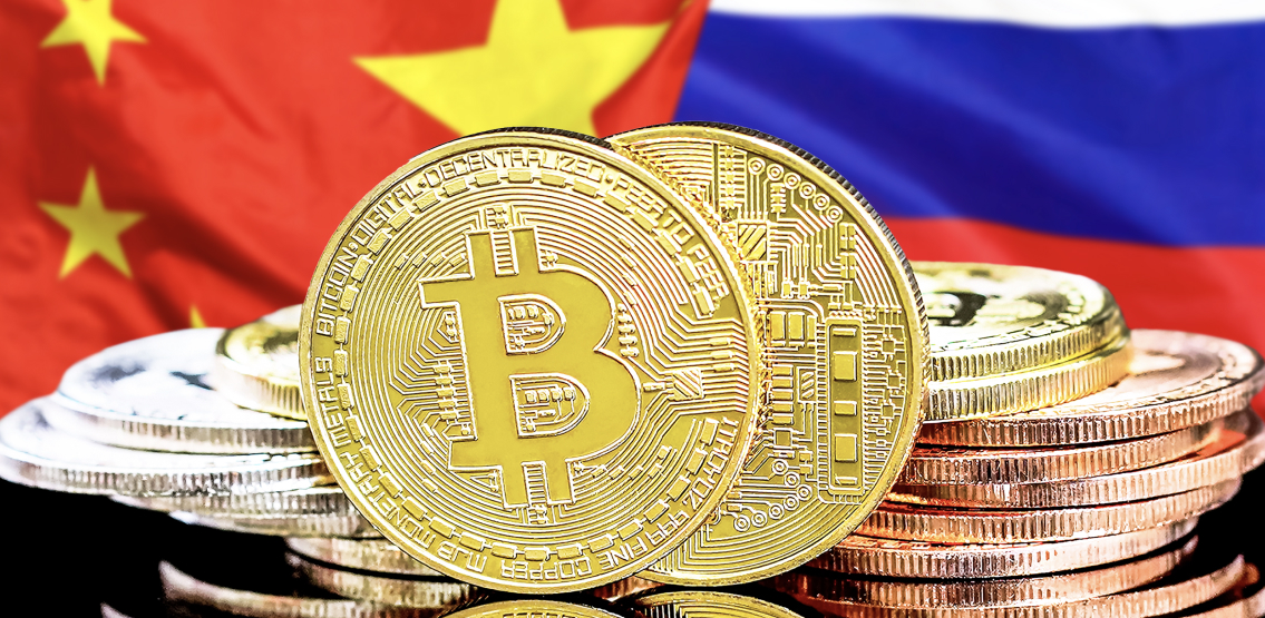 China, Russia and the US vie for Blockchain defence supremacy