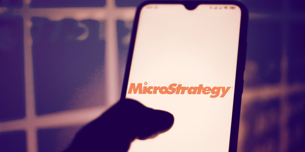 MicroStrategy Stock Spikes Following Another Big Bet on Bitcoin