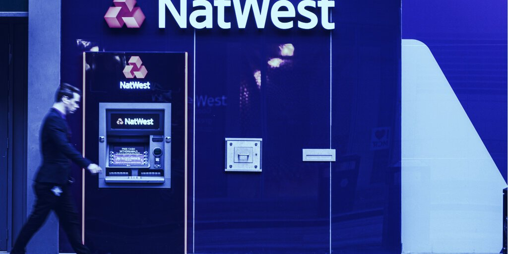 UK Bank NatWest Bars Businesses That Accept Crypto