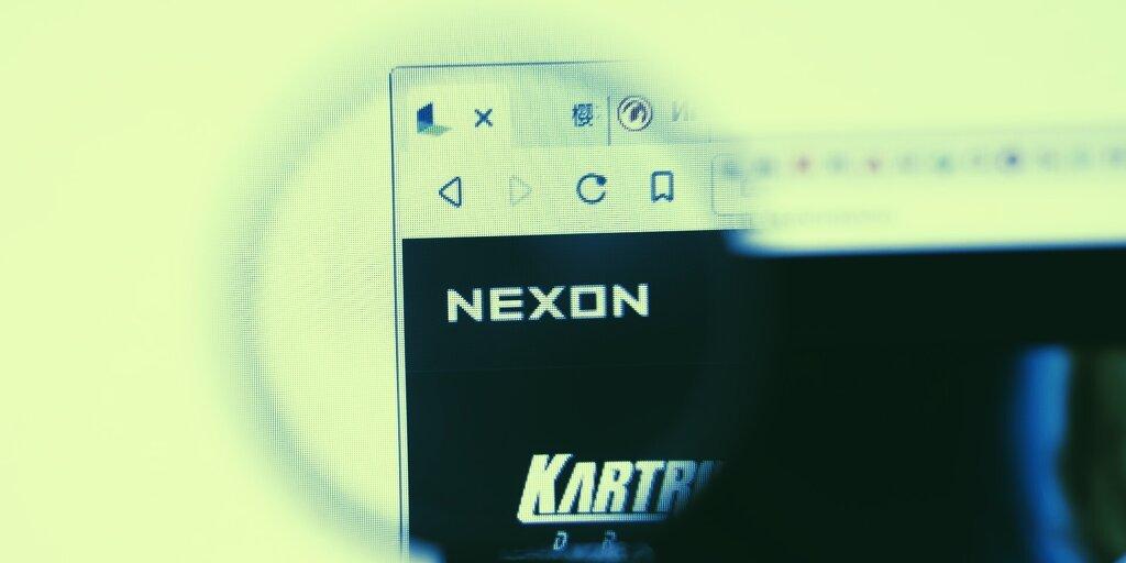 Japanese Game Publisher Nexon Makes a $100 Million Bitcoin Bet