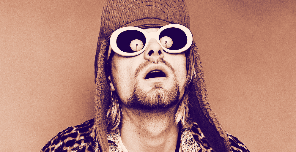 Kurt Cobain's Final Nirvana Photoshoot to be Released as NFTs