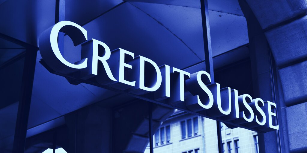Credit Suisse Taps Blockchain to Settle Stock Trades in 1.5 Hours