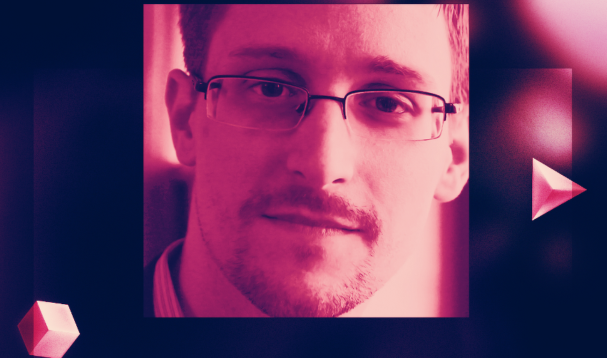 Edward Snowden, Binance CEO CZ, Pplpleasr Speaking at Ethereal Summit 2021