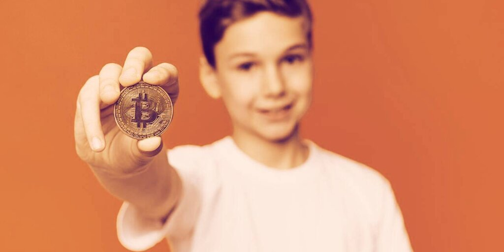 Survey: 9% Of US Teens Have Traded In Crypto