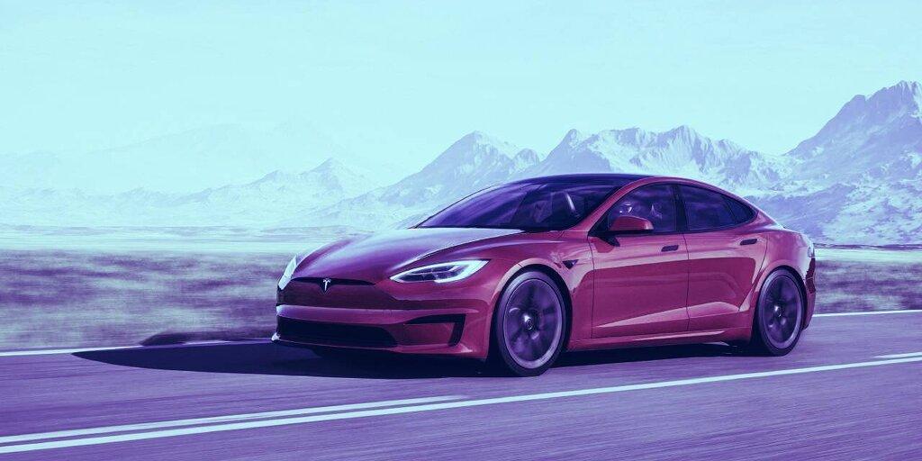 Tesla's Q1 SEC Filing Reveals $2.48 Billion Bitcoin Holdings