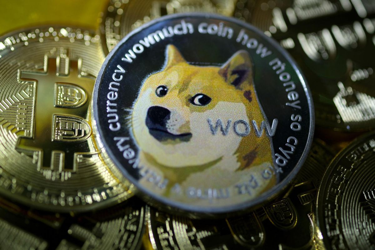 Dogecoin Blasts Through 50 Cents Barrier To New All Time High