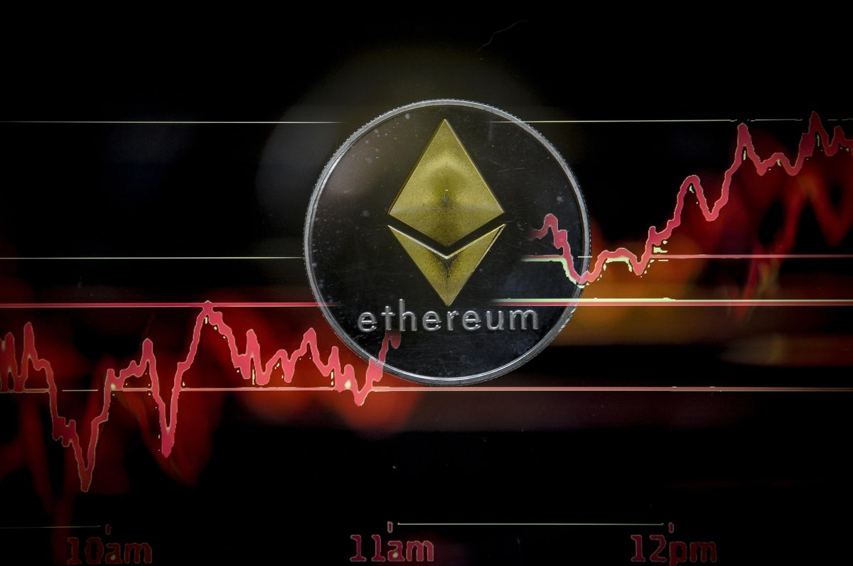 Ether Prices Break Through $3,500 To Reach Fresh High