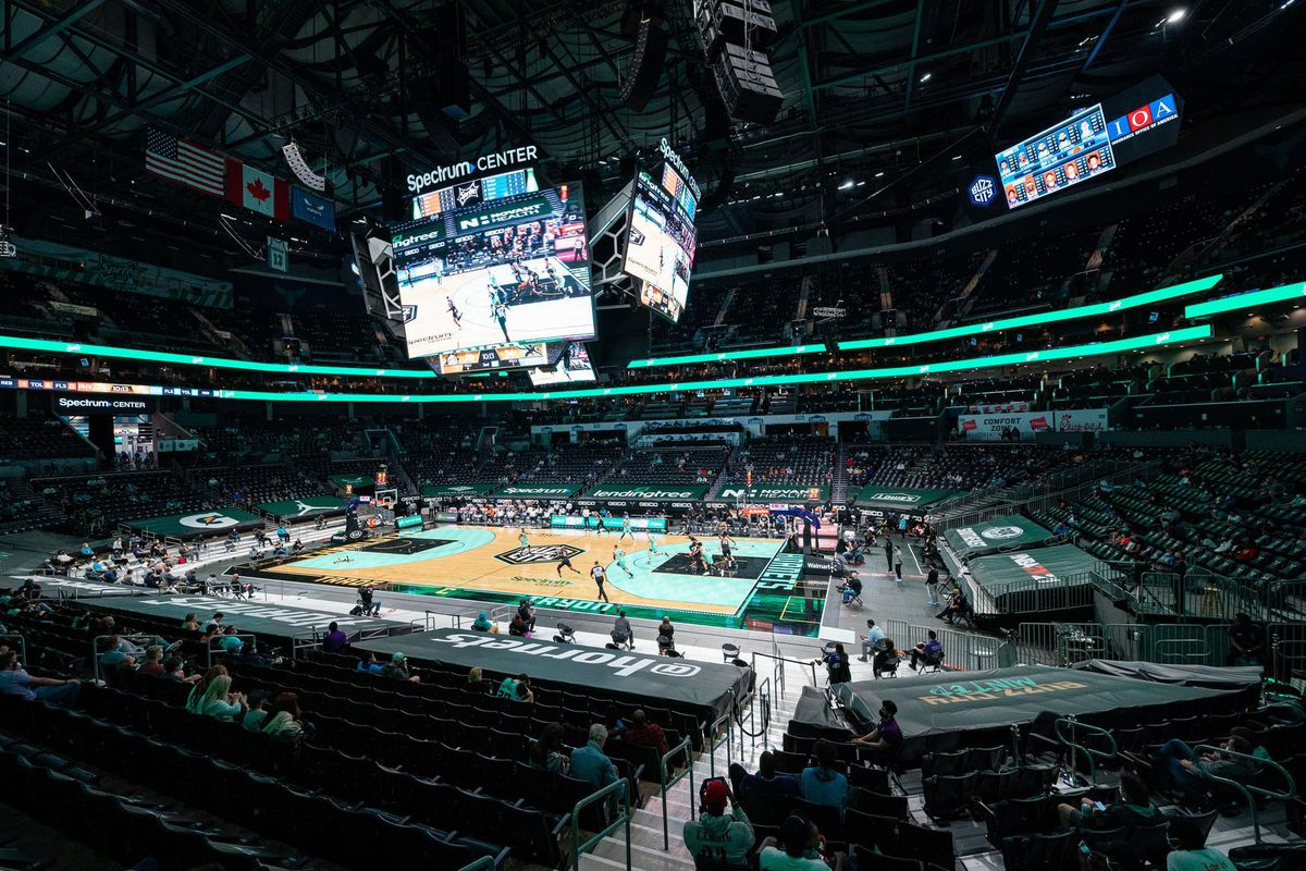 Behind The Charlotte Hornets' Groundbreaking NFT Tickets