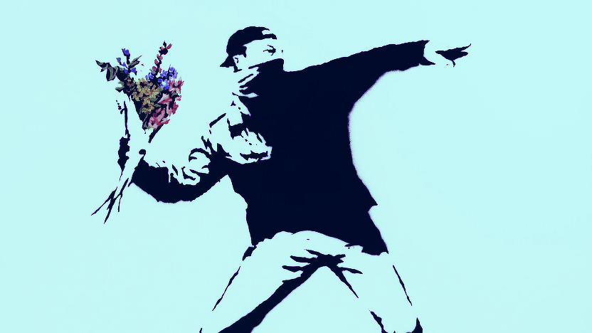 You Can Buy a Banksy With Bitcoin or Ethereum From Sotheby's