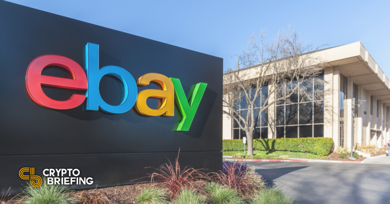 EBay Is Exploring NFTs and Possibly Crypto Payments