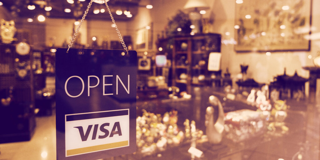 Visa Outlines Five Ways It's Pushing into Crypto