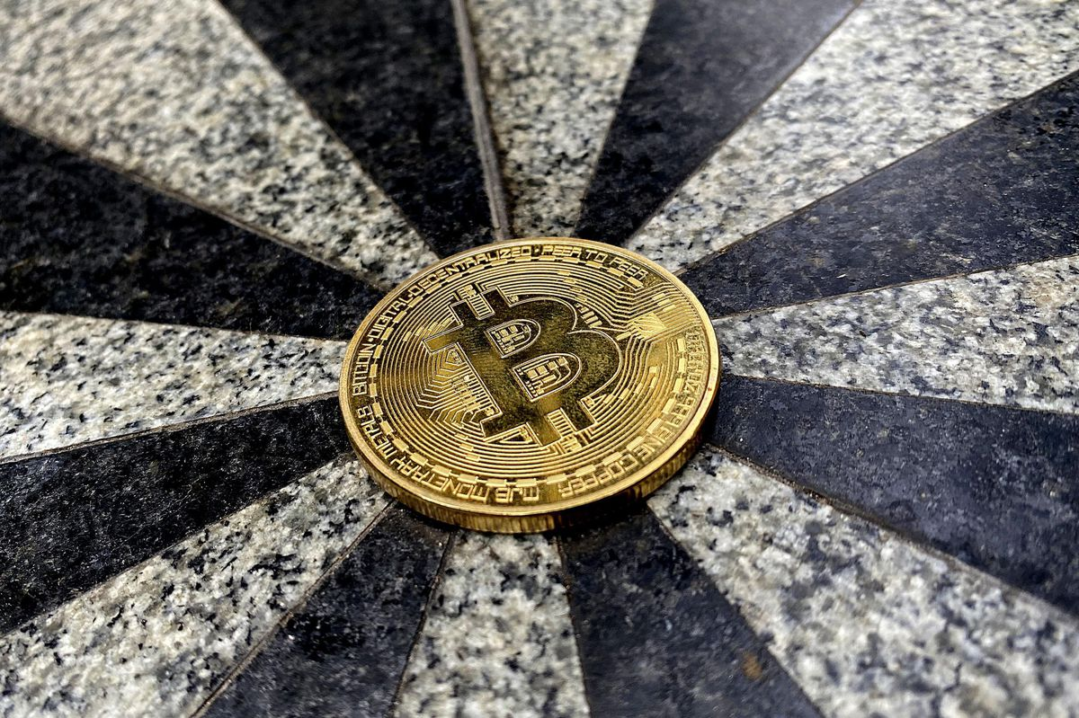 Bitcoin Price Volatility Reached Its Highest In A Year During May