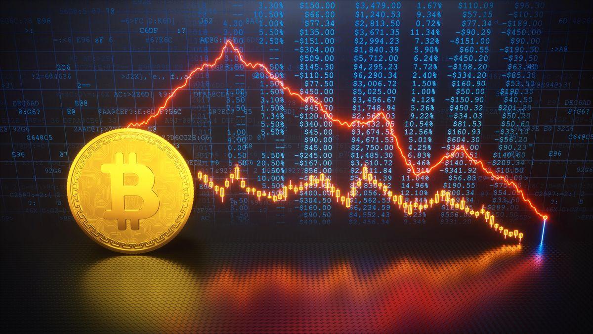 Crypto Markets Crash Again After DOJ Seizes $2.3 Million Bitcoin Ransom