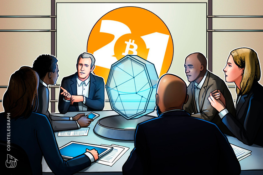 Bitcoin 2021: Here's a live update of the biggest movers and shakers of Day 2
