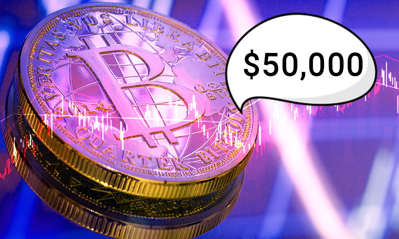 Bitcoin Could See $50,000 Again Based On Price Pattern: Fundstrat