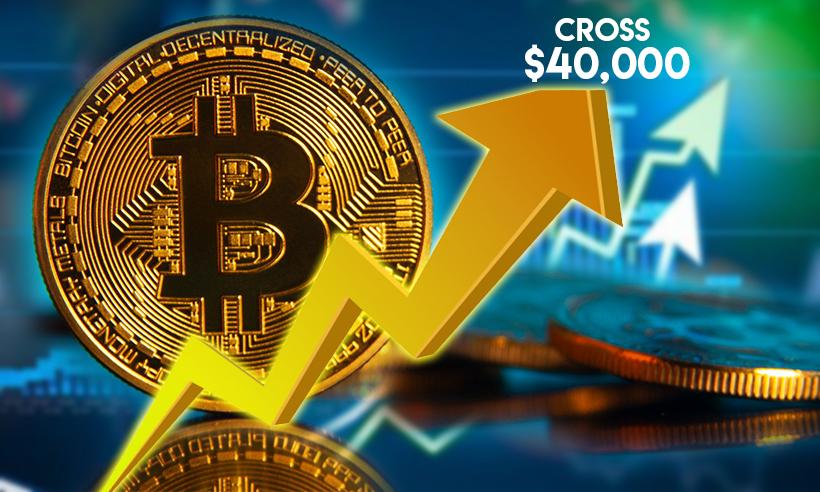 Bitcoin Struggles to Cross $40,000, GBTC Indicates Bearish Sentiment