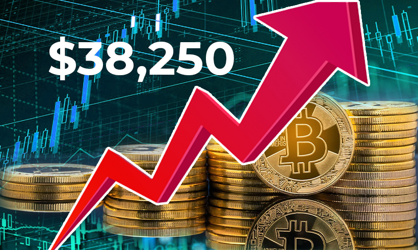Bitcoin Value Soars to $38,250 as Basel Committee Takes Note