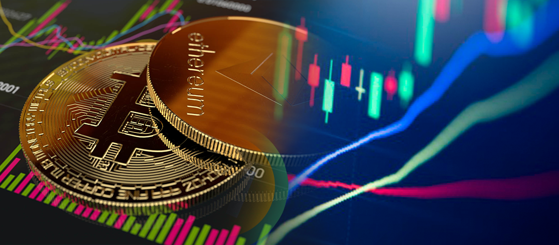 Bitcoin and Etherium Prices Hold Steady After a Month of Extreme Volatility