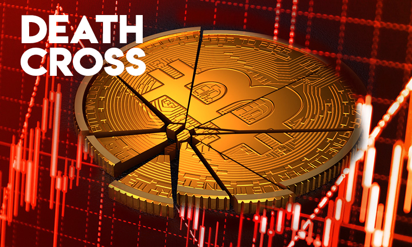 Death Cross is Appearing Over Bitcoin Price Chart