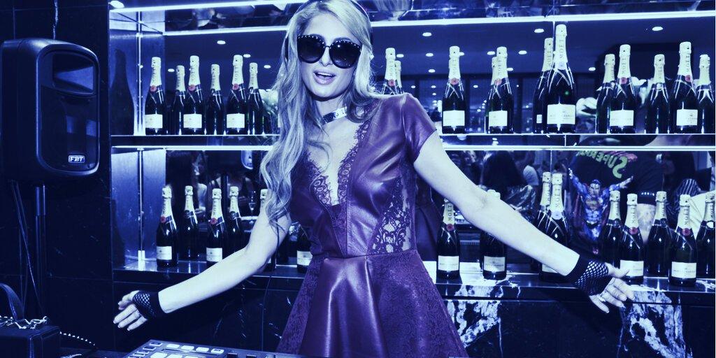 Paris Hilton Joins Ethereum NFT Project Origin as Advisor