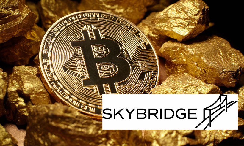 SkyBridge Reinforces Support for Bitcoin, Suggests its Better than Gold