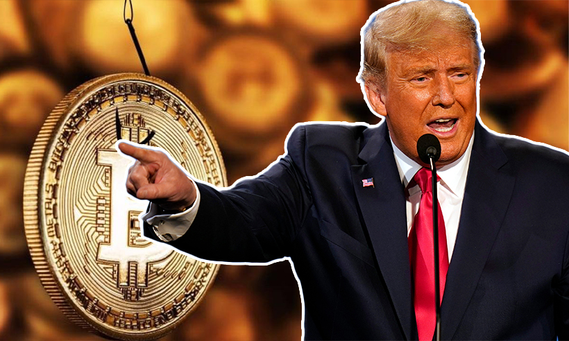 Trump Asserts Bitcoin Is A Scam, Labels it a Threat to Dollar