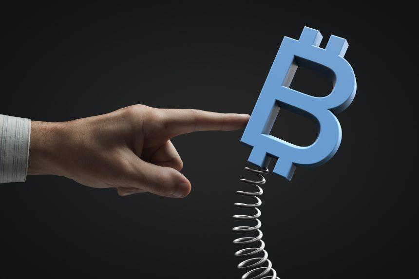 bitcoin volatility btc crash price action