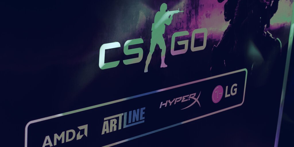 Gamers Can Now More Easily Cash Out Bitcoin Winnings From Playing Counter-Strike