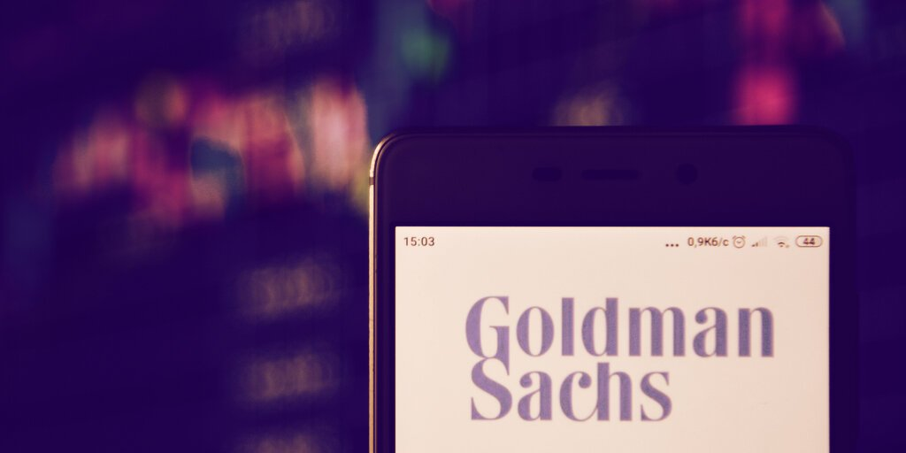 Goldman Sachs Is Betting on DeFi Infrastructure Firm Blockdaemon