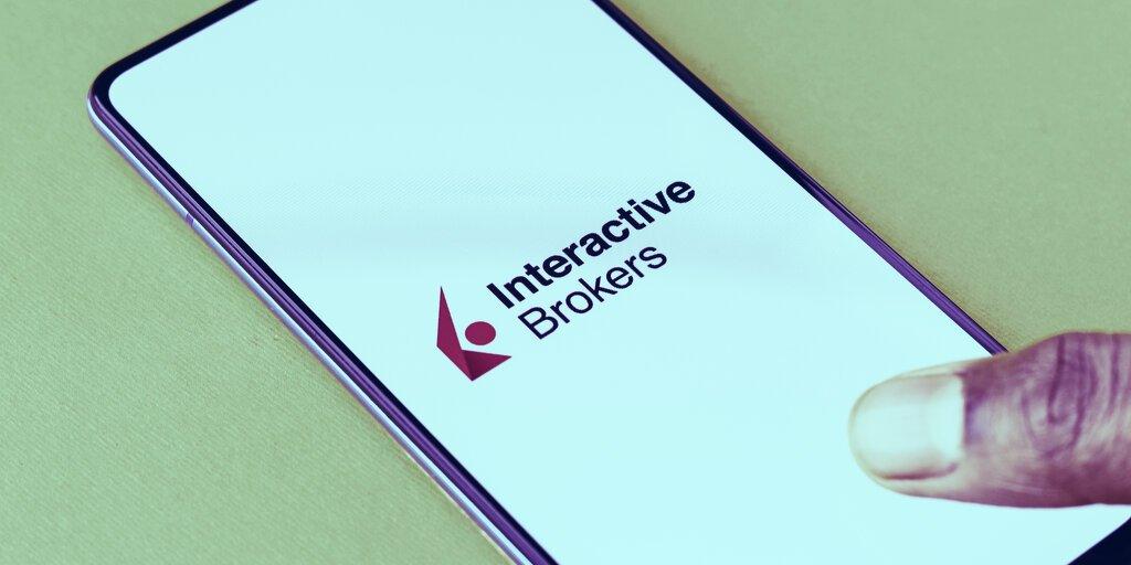 Interactive Brokers To Roll Out Crypto Trading by End of Summer
