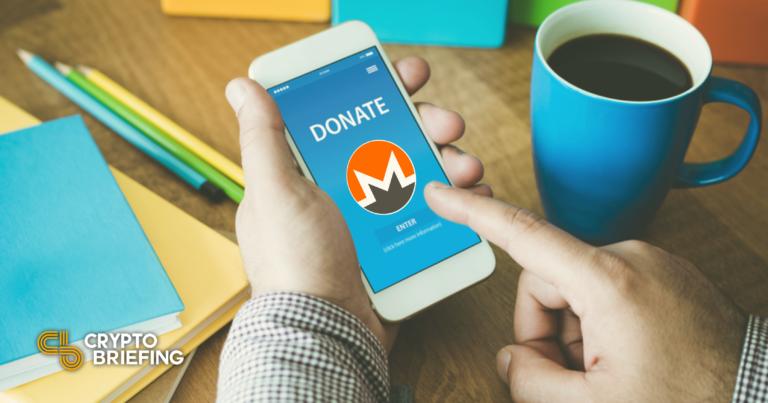 Monero Team Receives Anonymous $500,000 Donation