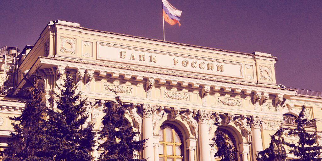 Institutional Investors in Russia Are Hungry for Bitcoin—but Central Bank Won't Budge