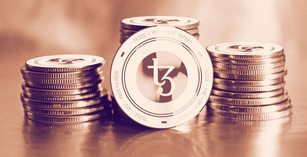 Tezos Clears $4 a Token in 17% Uptick