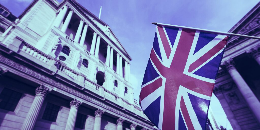 Bitcoin Energy 'Shortcomings' Will Not Deter Digital Currency Research: Bank of England