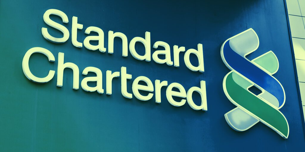 Standard Chartered's Venture Arm Builds Institutional Crypto Brokerage