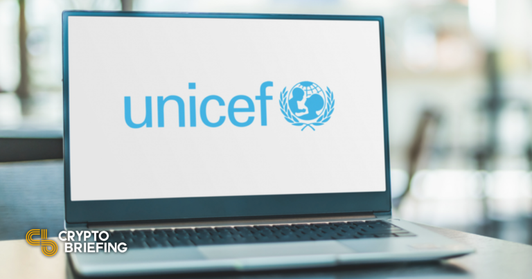 UNICEF Is Investing in Several Blockchain Startups