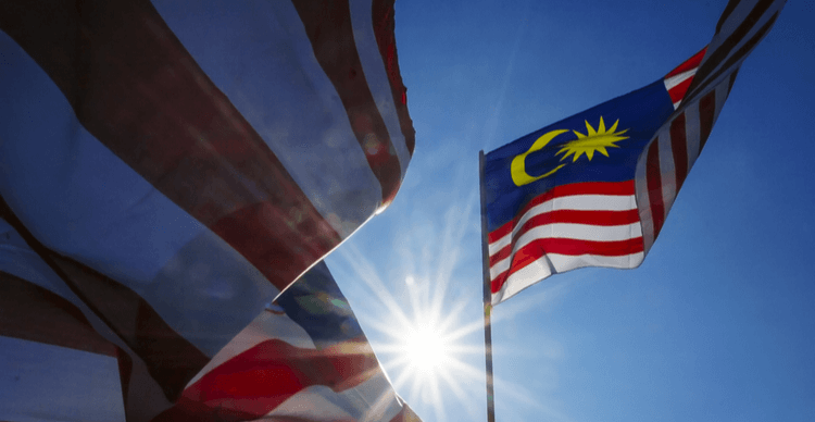 Bitcoin mining equipment gets steamrolled in Malaysia
