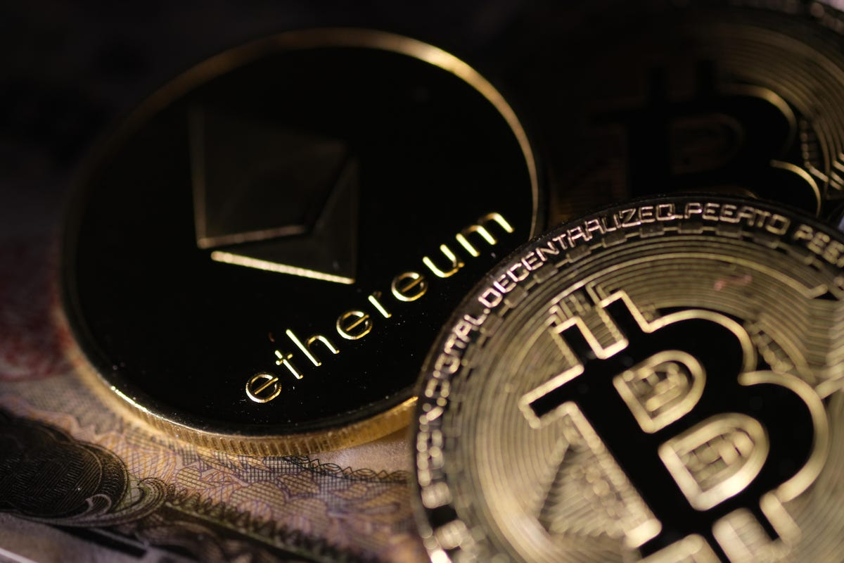 Ethereum Just Surpassed Bitcoin In A Key Milestone As Major Upgrades Help Spur Its Price Higher