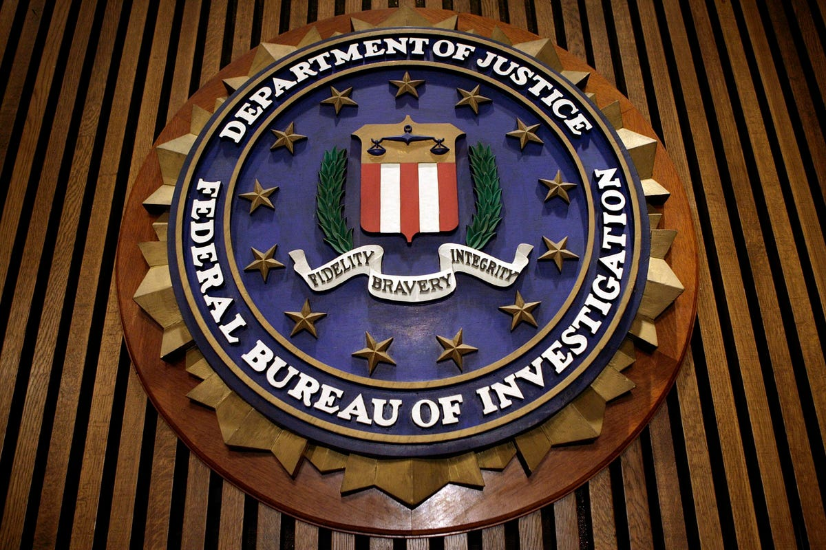 The FBI Has Issued A Serious Bitcoin And Crypto Alert