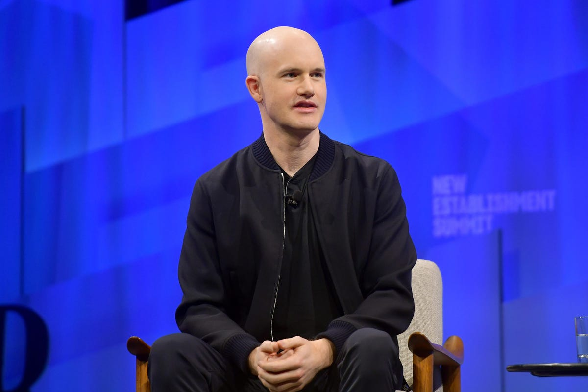 Bitcoin 'Has Made So Many Wealthy'—Coinbase CEO Hits Back At Dogecoin Creator After Attack On 'Cult-Like' Crypto Price Culture