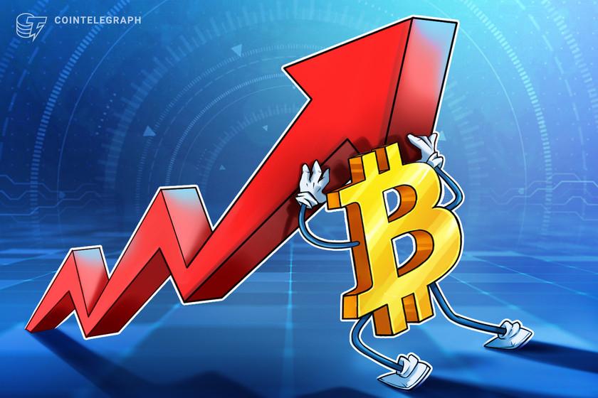 Bitcoin sees second-longest bull market drawdown with BTC price 'stuck' at $30K