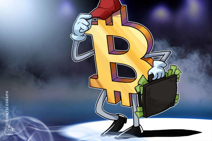 Bitcoin price passes $32K with traders wary of 'relief rally' if resistance stays
