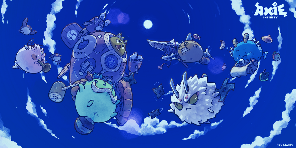 Axie Infinity Sets ATH As Ethereum-based NFT Game Goes Viral