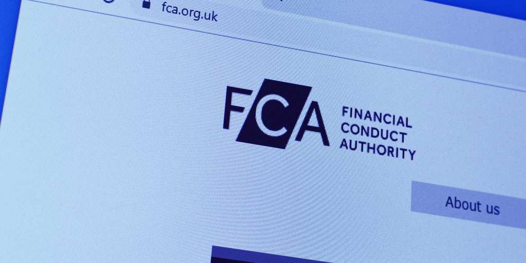 UK's FCA Plans $15M Campaign Warning Young Brits Over Crypto Risks