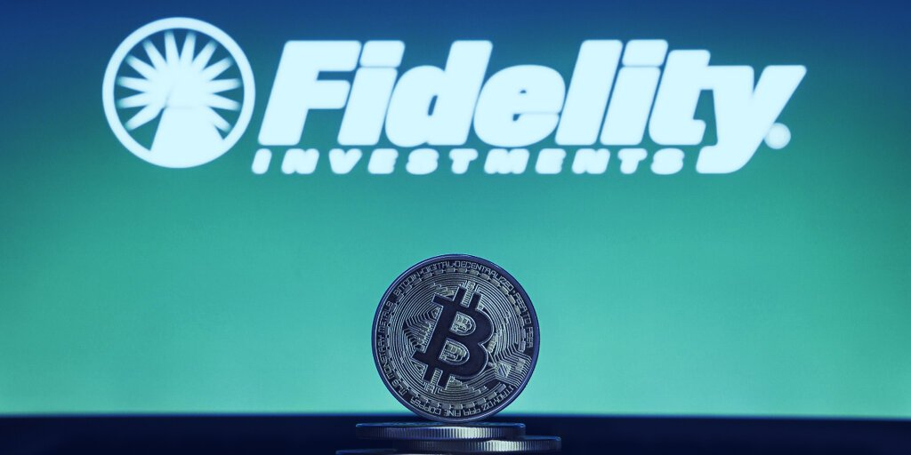 'Vast Majority' of Institutions Will Own Crypto by 2026: Fidelity
