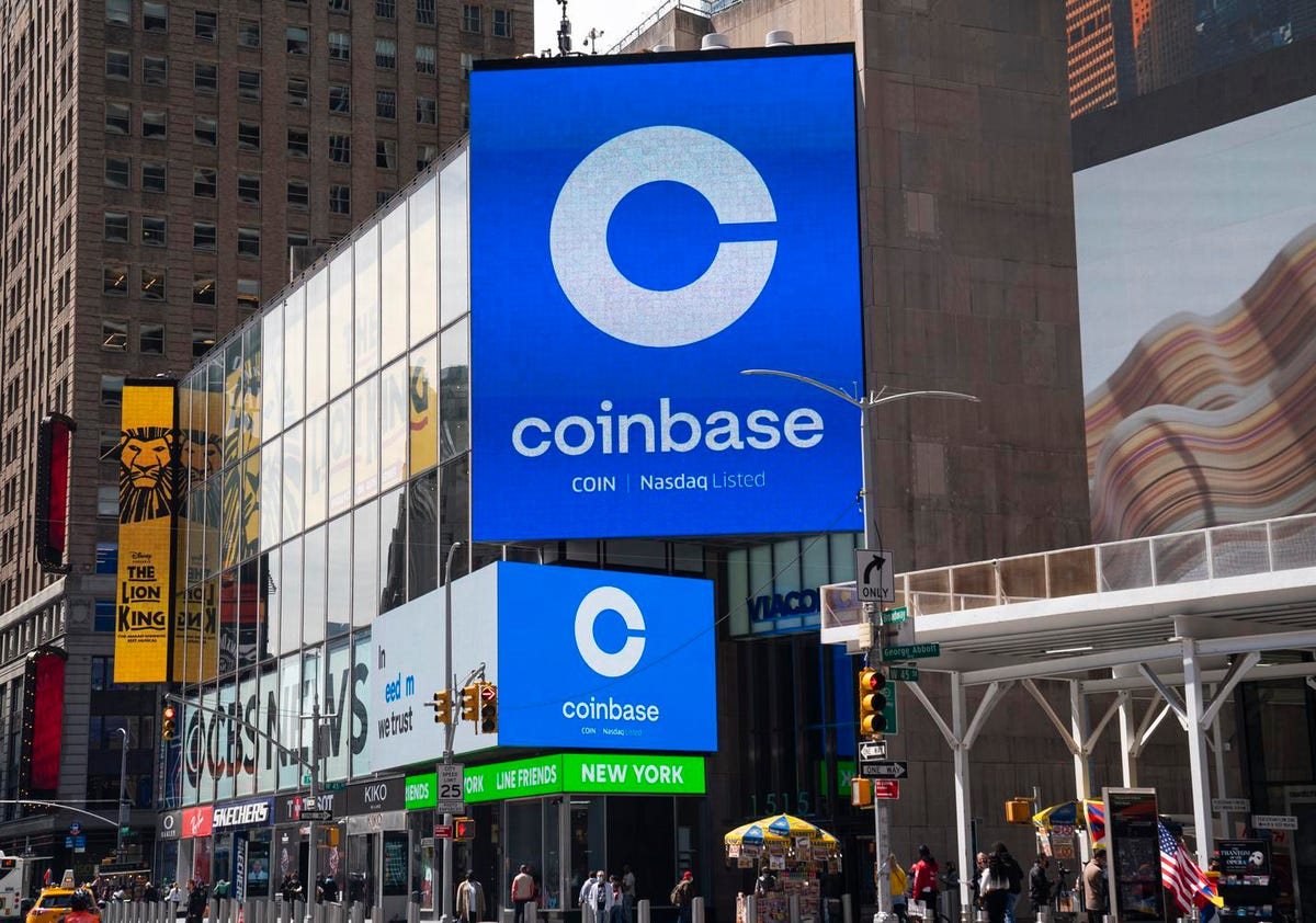ETH Killers Surging   Coinbase Bets On Defi, Ethereum