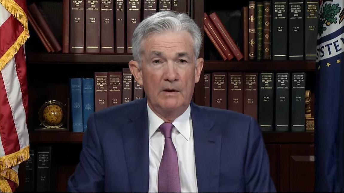Jerome Powell's Speech At Jackson Hole On August 27, 2021 Calls For Continued Accommodative Policy